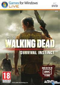 Portada oficial de The Walking Dead: Survival Instinct para PC