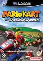 Portada oficial de de Mario Kart: Double Dash para GameCube