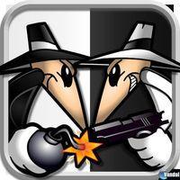 Portada oficial de Spy vs Spy para iPhone