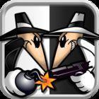 Portada oficial de de Spy vs Spy para iPhone