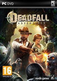 Portada oficial de Deadfall Adventures para PC