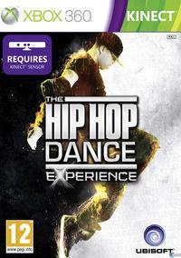 Portada oficial de The Hip Hop Dance Experience para Xbox 360
