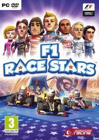 Portada oficial de F1 Race Stars  para PC