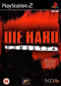 Portada oficial de Die Hard Vendetta para PS2