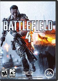 Portada oficial de Battlefield 4 para PC