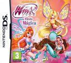 Portada oficial de de Winx Club: Fiesta Mágica para NDS