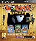 Portada oficial de de Worms Collection para PS3