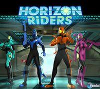 Portada oficial de Horizon Riders WiiW para Wii