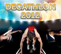 Portada oficial de Decathlon 2012 DSiW para NDS