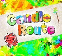 Portada oficial de Candle Route DSiW para NDS