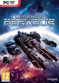 Portada oficial de Legends of Pegasus para PC