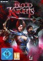 Portada oficial de de Blood Knights para PC