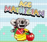 Portada oficial de Ace Mathician DSiW para NDS