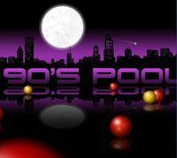 Portada oficial de 90's Pool DSiW para NDS