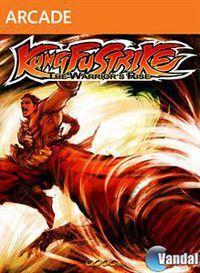 Portada oficial de Kung Fu Strike: The Warrior's Rise XBLA para Xbox 360