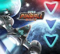 Portada oficial de 101 Pinball World DSiW para NDS