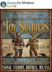 Portada oficial de Toy Soldiers para PC