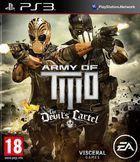 Portada oficial de de Army of Two: The Devil's Cartel para PS3