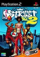 Portada oficial de de NBA Street 2 para PS2