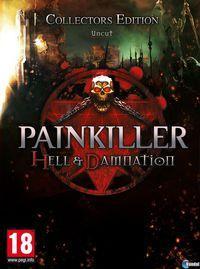 Portada oficial de Painkiller: Hell & Damnation para PC