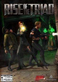 Portada oficial de Rise of the Triad para PC