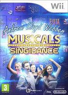 Portada oficial de de Andrew Lloyd Webber Musicals: Sing and Dance para Wii