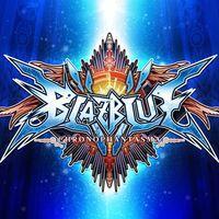Portada oficial de BlazBlue: Chrono Phantasma PSN para PS3