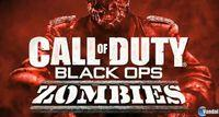 Portada oficial de Call of Duty: Black Ops Zombies para Android