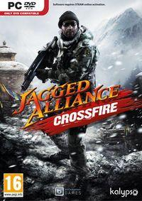 Portada oficial de Jagged Alliance: Crossfire para PC