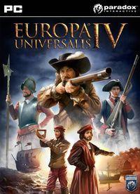 Portada oficial de Europa Universalis IV para PC