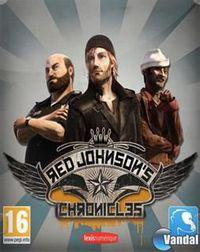 Portada oficial de Red Johnson's Chronicles – One Against All para PC