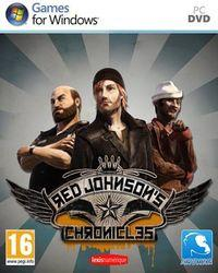 Portada oficial de Red Johnson's Chronicles para PC