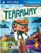 Portada oficial de de Tearaway para PSVITA