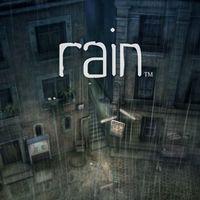 Portada oficial de rain PSN para PS3