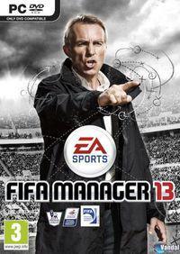 Portada oficial de FIFA Manager 13 para PC