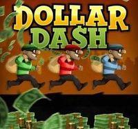 Portada oficial de Dollar Dash PSN para PS3