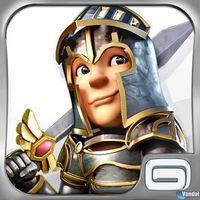 Portada oficial de Kingdoms & Lords para Android