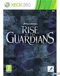 Portada oficial de El Origen de los Guardianes: El videojuego para Xbox 360