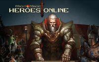 Portada oficial de Might & Magic: Heroes Online para PC