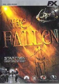 Portada oficial de The Fallen (2001) para PC