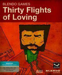 Portada oficial de Thirty Flights of Loving para PC