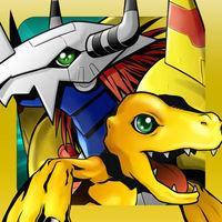 Portada oficial de Digimon Crusader para iPhone