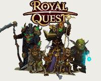 Portada oficial de Royal Quest para PC