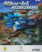Portada oficial de de Mercedes-Benz World Racing para PS2