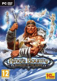 Portada oficial de King's Bounty: Warriors of the North para PC