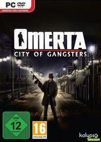 Portada oficial de Omerta - City of Gangsters para PC
