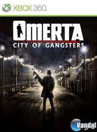 Portada oficial de Omerta - City of Gangsters para Xbox 360