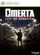 Portada oficial de de Omerta - City of Gangsters para Xbox 360