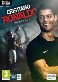 Portada oficial de Cristiano Ronaldo Freestyle para PC