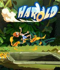 Portada oficial de Harold para PC